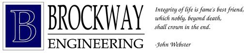 Brockway Engineering